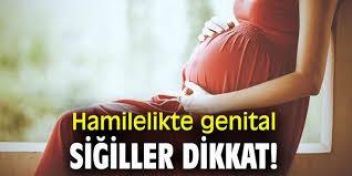 Hamilelik Döneminde Genital Siğillere Dikkat!