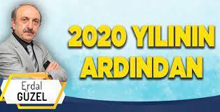 2020 YILININ ARDINDAN