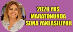 2020 YKS maratonunda sona yaklaşılıyor