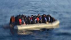 Akdeniz'de göçmen faciası