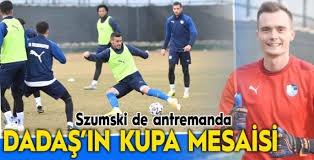 BB Erzurumspor, Alanyaspor hazırlıklarını tamamladı