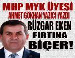 RÜZGAR EKEN FIRTINA BİÇER.!