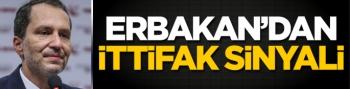 Yeniden Refah Partisi Lideri Fatih Erbakan'dan ittifak sinyali