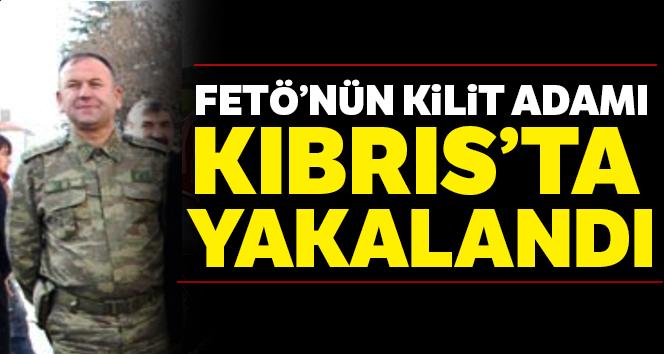 FET֒nün kilit adamı Türkiye'ye getirildi!